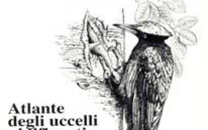 Atlante degli uccelli nidificanti in Campania (1983-1987). Tipolitografia Incisivo. Salerno, 1989.