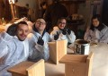 BIO.FOR.POLIS-L'Associazione Italiana Persone Down in Foresta a costruire cassette nido per gli uccelli e rifugi per i mammiferi