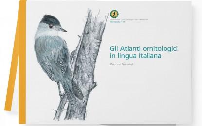 15 Monografia ASOIM – Gli Atlanti ornitologici in lingua italiana