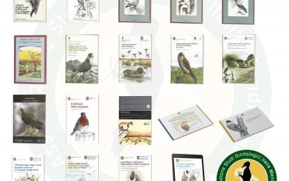 Le Monografie dell'ASOIM – Associazione Studi Ornitologici Italia Meridionale